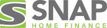 SNAP Home Finance Logo Image
